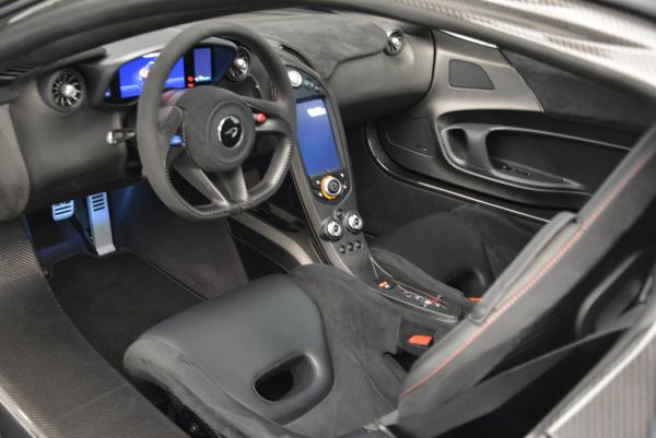 Used 2014 McLaren P1 for sale Call for price at Bentley Greenwich in Greenwich CT 06830 16