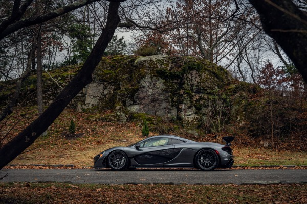 Used 2014 McLaren P1 Coupe for sale Call for price at Bentley Greenwich in Greenwich CT 06830 21