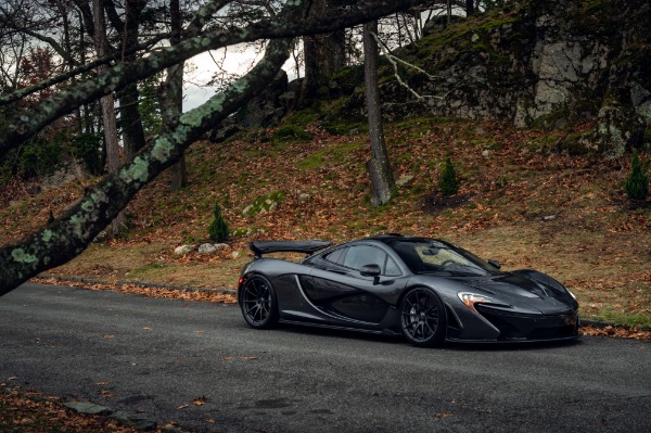 Used 2014 McLaren P1 Coupe for sale Call for price at Bentley Greenwich in Greenwich CT 06830 22