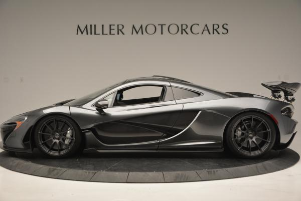 Used 2014 McLaren P1 Coupe for sale Call for price at Bentley Greenwich in Greenwich CT 06830 3