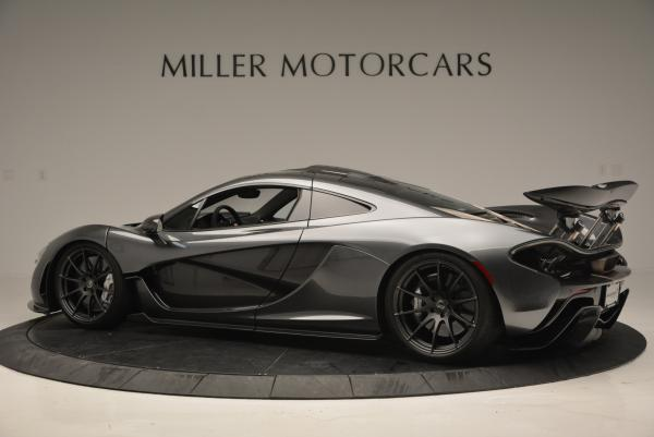 Used 2014 McLaren P1 Coupe for sale Call for price at Bentley Greenwich in Greenwich CT 06830 4