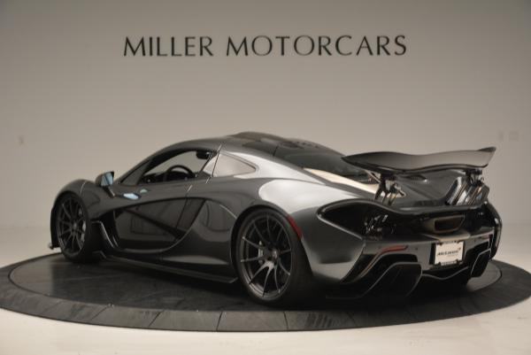 Used 2014 McLaren P1 Coupe for sale Call for price at Bentley Greenwich in Greenwich CT 06830 5