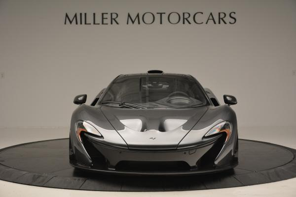 Used 2014 McLaren P1 Coupe for sale Call for price at Bentley Greenwich in Greenwich CT 06830 7