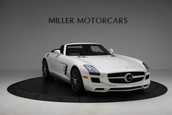 Used 2012 Mercedes-Benz SLS AMG for sale $159,900 at Bentley Greenwich in Greenwich CT 06830 10