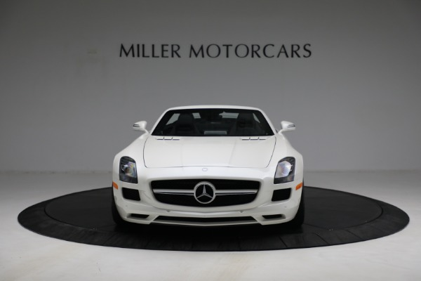 Used 2012 Mercedes-Benz SLS AMG for sale $159,900 at Bentley Greenwich in Greenwich CT 06830 11