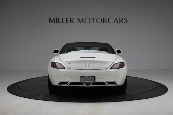 Used 2012 Mercedes-Benz SLS AMG for sale $159,900 at Bentley Greenwich in Greenwich CT 06830 13