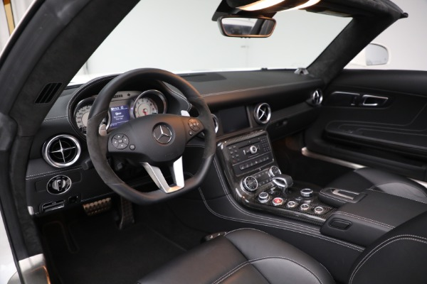 Used 2012 Mercedes-Benz SLS AMG for sale $159,900 at Bentley Greenwich in Greenwich CT 06830 15