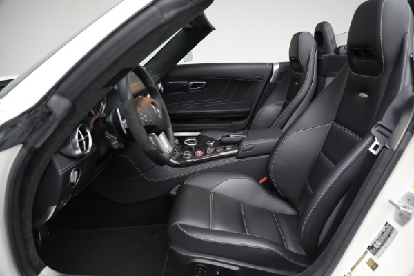Used 2012 Mercedes-Benz SLS AMG for sale $159,900 at Bentley Greenwich in Greenwich CT 06830 16