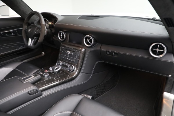Used 2012 Mercedes-Benz SLS AMG for sale $159,900 at Bentley Greenwich in Greenwich CT 06830 18