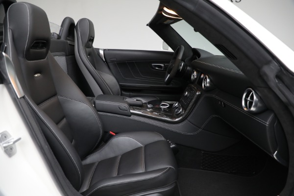 Used 2012 Mercedes-Benz SLS AMG for sale $159,900 at Bentley Greenwich in Greenwich CT 06830 19