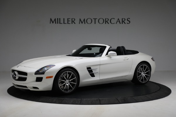 Used 2012 Mercedes-Benz SLS AMG for sale $159,900 at Bentley Greenwich in Greenwich CT 06830 2
