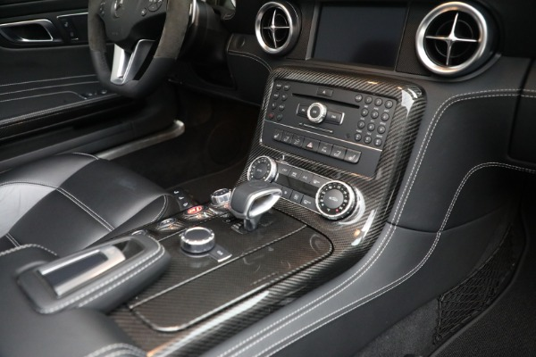 Used 2012 Mercedes-Benz SLS AMG for sale $159,900 at Bentley Greenwich in Greenwich CT 06830 21