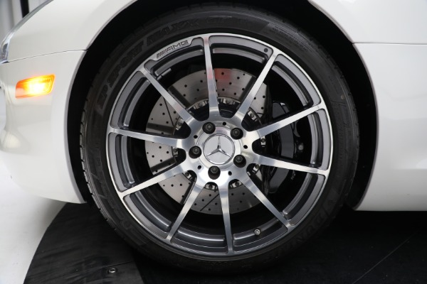 Used 2012 Mercedes-Benz SLS AMG for sale $159,900 at Bentley Greenwich in Greenwich CT 06830 23