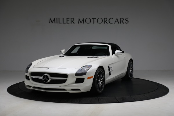 Used 2012 Mercedes-Benz SLS AMG for sale $159,900 at Bentley Greenwich in Greenwich CT 06830 3