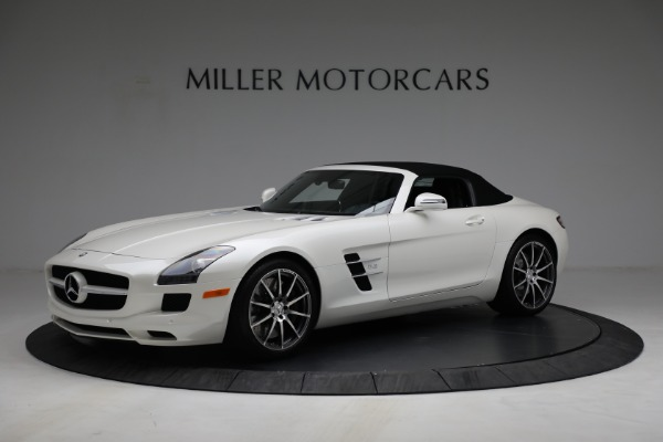 Used 2012 Mercedes-Benz SLS AMG for sale $159,900 at Bentley Greenwich in Greenwich CT 06830 4
