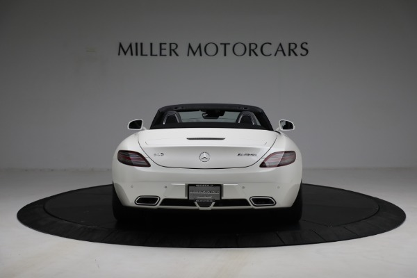 Used 2012 Mercedes-Benz SLS AMG for sale $159,900 at Bentley Greenwich in Greenwich CT 06830 6