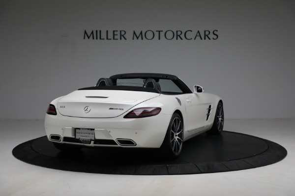 Used 2012 Mercedes-Benz SLS AMG for sale $159,900 at Bentley Greenwich in Greenwich CT 06830 7
