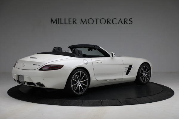 Used 2012 Mercedes-Benz SLS AMG for sale $159,900 at Bentley Greenwich in Greenwich CT 06830 8