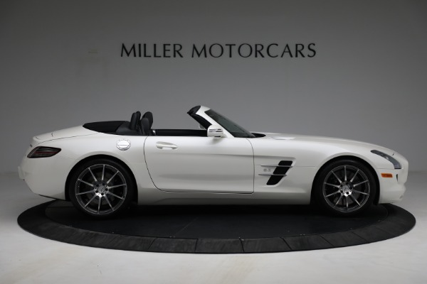 Used 2012 Mercedes-Benz SLS AMG for sale $159,900 at Bentley Greenwich in Greenwich CT 06830 9
