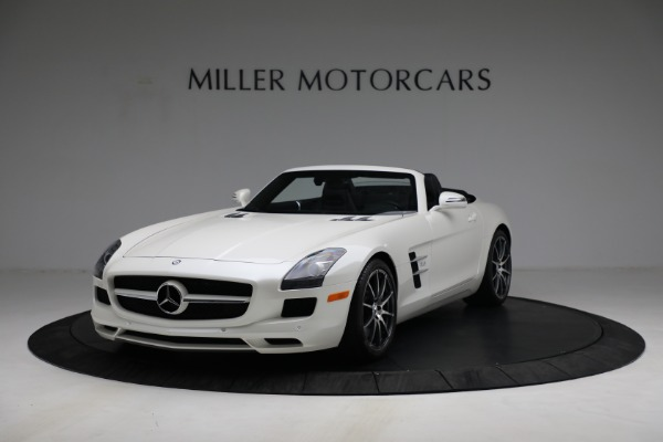 Used 2012 Mercedes-Benz SLS AMG for sale $159,900 at Bentley Greenwich in Greenwich CT 06830 1