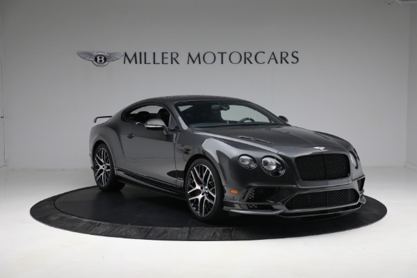 Used 2017 Bentley Continental GT Supersports for sale $189,900 at Bentley Greenwich in Greenwich CT 06830 11