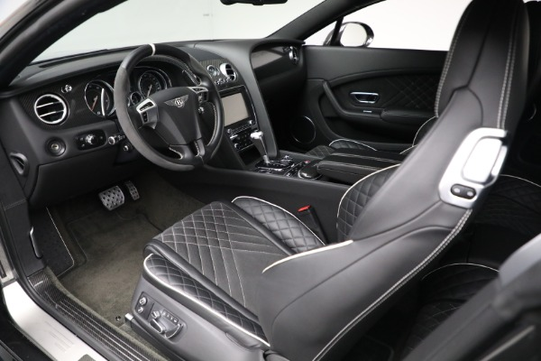 Used 2017 Bentley Continental GT Supersports for sale $189,900 at Bentley Greenwich in Greenwich CT 06830 17