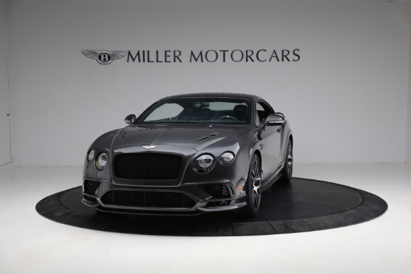Used 2017 Bentley Continental GT Supersports for sale $189,900 at Bentley Greenwich in Greenwich CT 06830 2