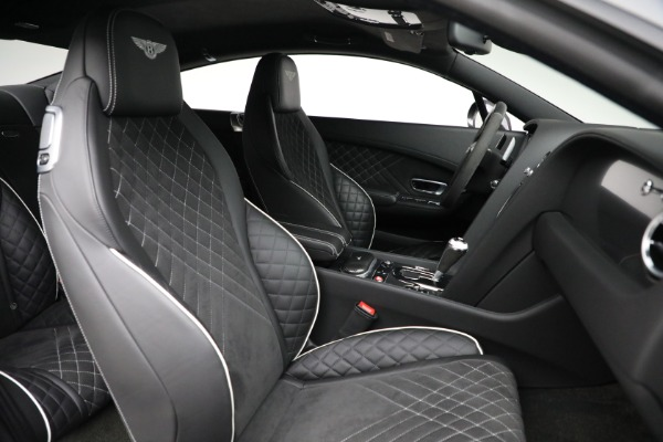 Used 2017 Bentley Continental GT Supersports for sale $189,900 at Bentley Greenwich in Greenwich CT 06830 24