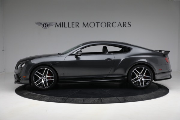 Used 2017 Bentley Continental GT Supersports for sale $189,900 at Bentley Greenwich in Greenwich CT 06830 3