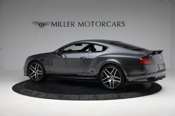 Used 2017 Bentley Continental GT Supersports for sale $189,900 at Bentley Greenwich in Greenwich CT 06830 4