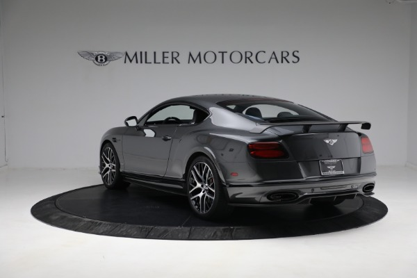 Used 2017 Bentley Continental GT Supersports for sale $189,900 at Bentley Greenwich in Greenwich CT 06830 5