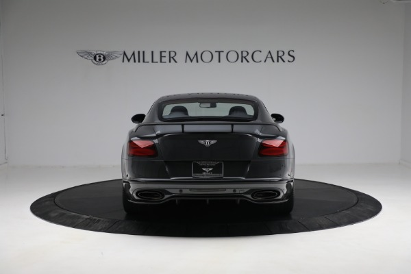 Used 2017 Bentley Continental GT Supersports for sale $189,900 at Bentley Greenwich in Greenwich CT 06830 6
