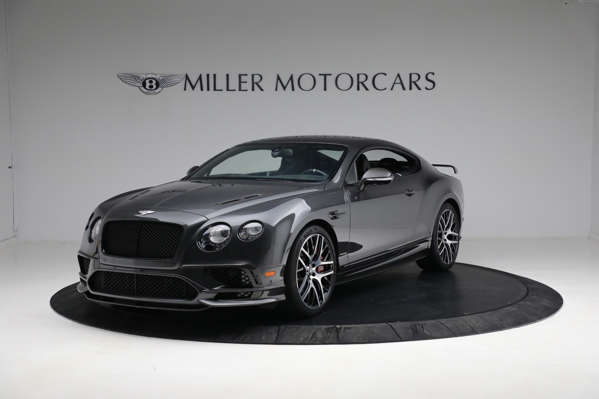 Used 2017 Bentley Continental GT Supersports for sale $189,900 at Bentley Greenwich in Greenwich CT 06830 1