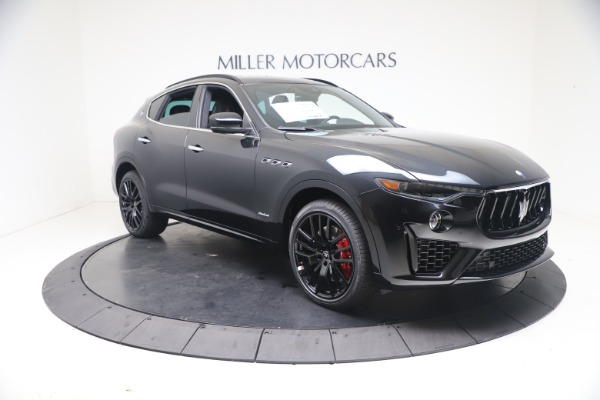 New 2021 Maserati Levante S GranSport for sale Sold at Bentley Greenwich in Greenwich CT 06830 11