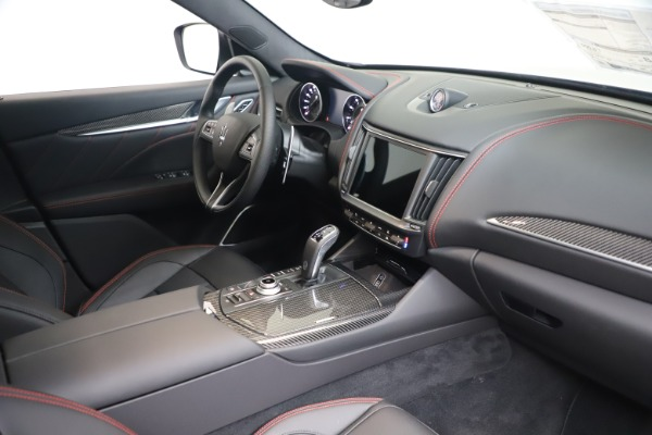 New 2021 Maserati Levante S GranSport for sale Sold at Bentley Greenwich in Greenwich CT 06830 18