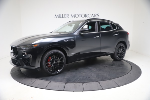 New 2021 Maserati Levante S GranSport for sale Sold at Bentley Greenwich in Greenwich CT 06830 2