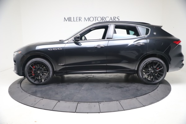 New 2021 Maserati Levante S GranSport for sale Sold at Bentley Greenwich in Greenwich CT 06830 3