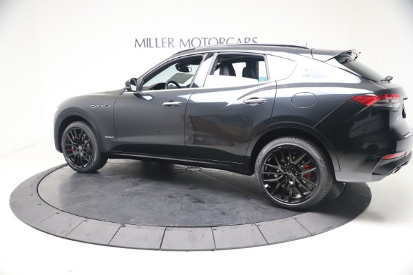 New 2021 Maserati Levante S GranSport for sale Sold at Bentley Greenwich in Greenwich CT 06830 4