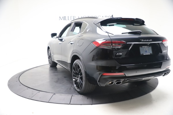 New 2021 Maserati Levante S GranSport for sale Sold at Bentley Greenwich in Greenwich CT 06830 5