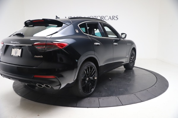 New 2021 Maserati Levante S GranSport for sale Sold at Bentley Greenwich in Greenwich CT 06830 7