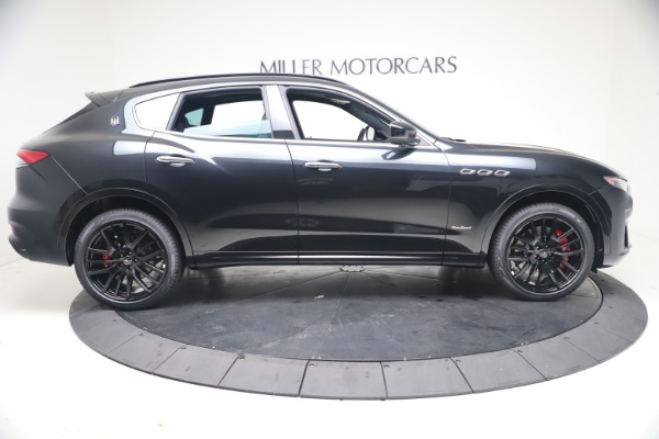 New 2021 Maserati Levante S GranSport for sale Sold at Bentley Greenwich in Greenwich CT 06830 9