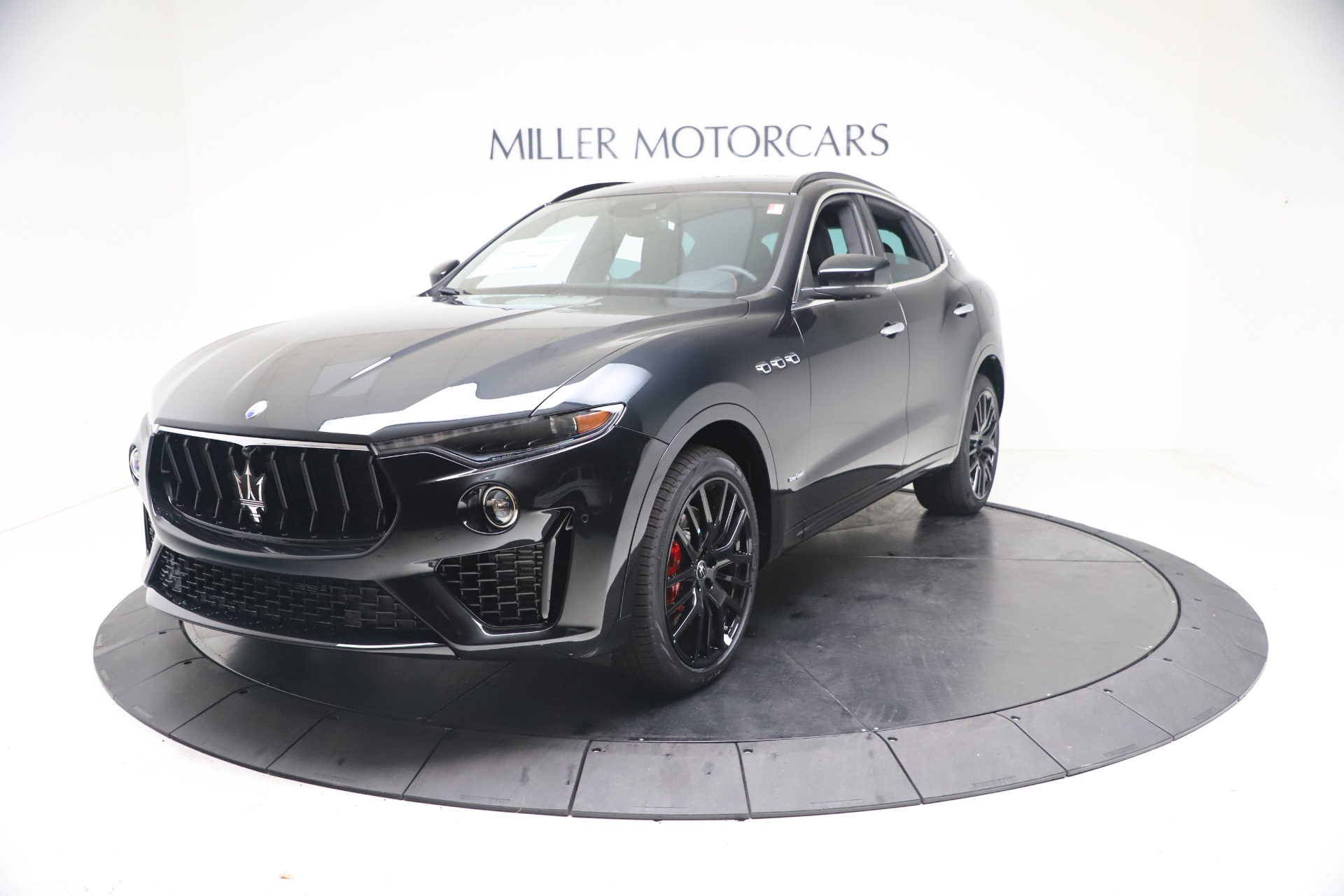 New 2021 Maserati Levante S GranSport for sale Sold at Bentley Greenwich in Greenwich CT 06830 1