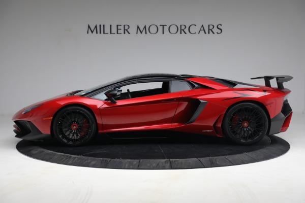Used 2017 Lamborghini Aventador LP 750-4 SV for sale $599,900 at Bentley Greenwich in Greenwich CT 06830 11