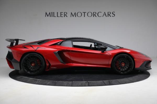 Used 2017 Lamborghini Aventador LP 750-4 SV for sale $599,900 at Bentley Greenwich in Greenwich CT 06830 12