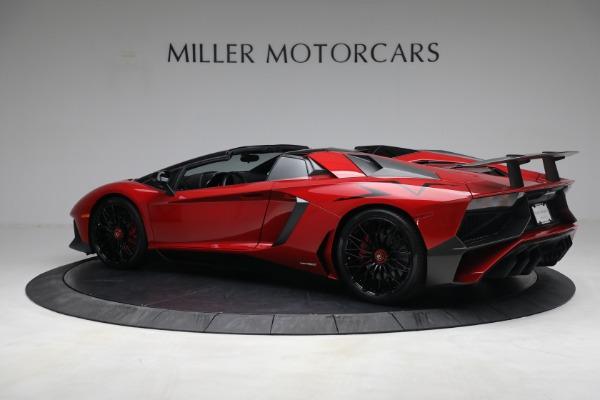 Used 2017 Lamborghini Aventador LP 750-4 SV for sale $599,900 at Bentley Greenwich in Greenwich CT 06830 4
