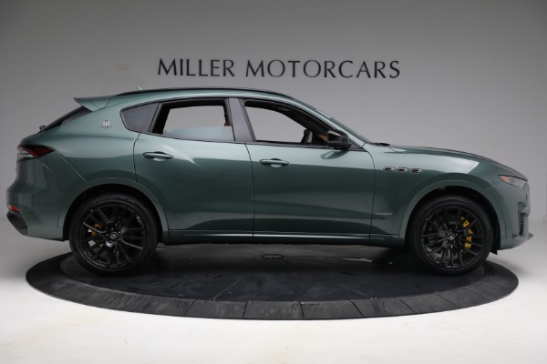 New 2021 Maserati Levante S GranSport for sale $112,899 at Bentley Greenwich in Greenwich CT 06830 10