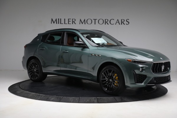 New 2021 Maserati Levante S GranSport for sale $112,899 at Bentley Greenwich in Greenwich CT 06830 11