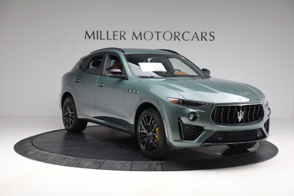 New 2021 Maserati Levante S GranSport for sale $112,899 at Bentley Greenwich in Greenwich CT 06830 12