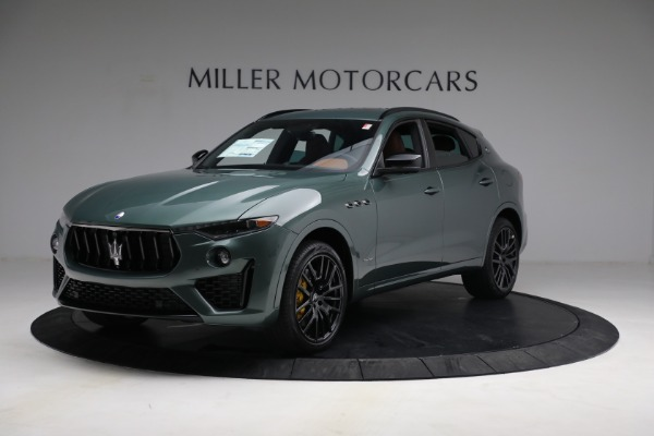 New 2021 Maserati Levante S GranSport for sale $112,899 at Bentley Greenwich in Greenwich CT 06830 2