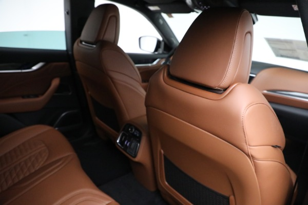 New 2021 Maserati Levante S GranSport for sale $112,899 at Bentley Greenwich in Greenwich CT 06830 22